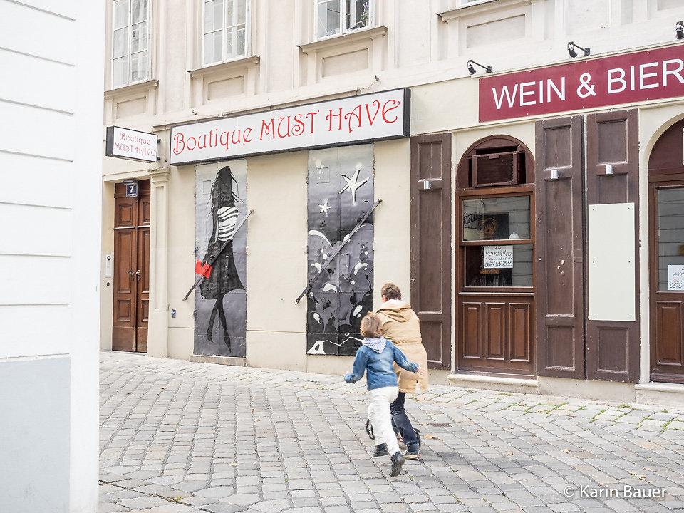 Fotospaziergänge in Wien