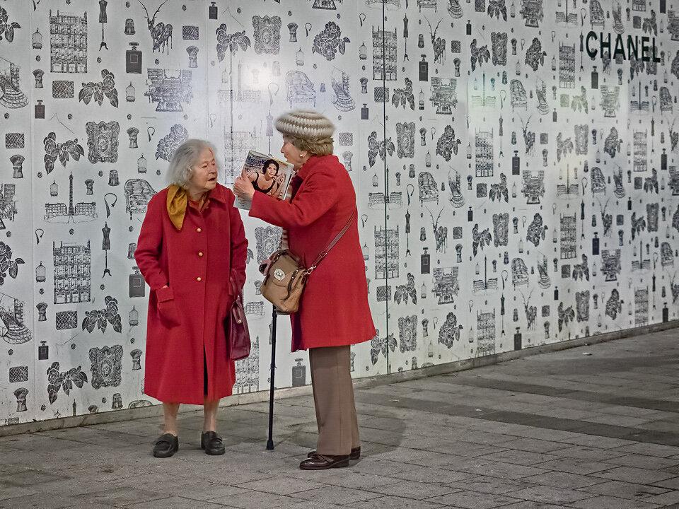 Gruppenausstellung Tschickgalerie, Prager Fotoschule, Diplomausstellung, 'walk'n street', Linz, 2017