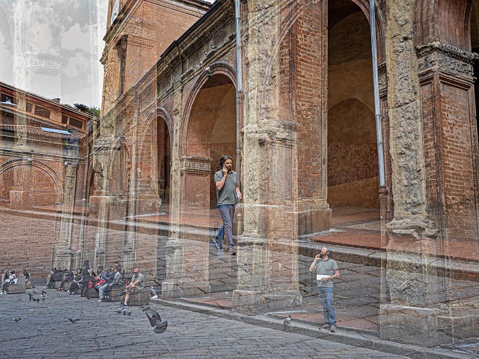 Gruppenausstellung 'Toscana Diversa', Salon Schräg, Wien, 2019
